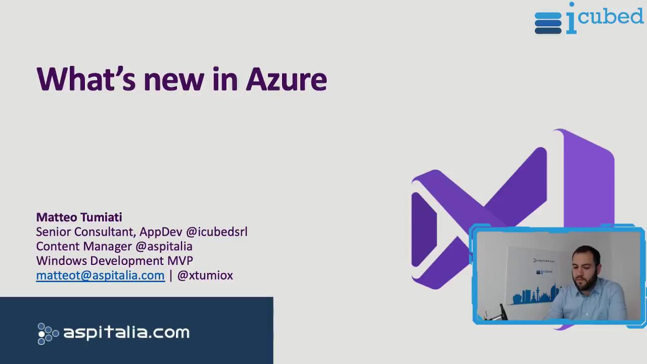 What's new in #azure https://aspit.co/bwh di @xTuMiOx #vs2019
