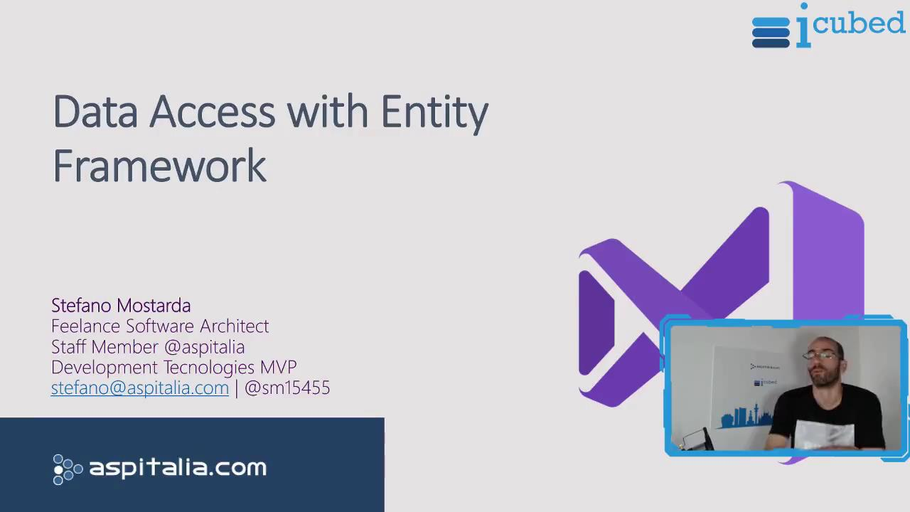 Data Access with #entityframework https://aspit.co/bwf di @sm15455 #efcore3 #ef63 #vs2019